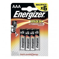 Элемент питания Energizer LR03 MAX E92/AAA BL2